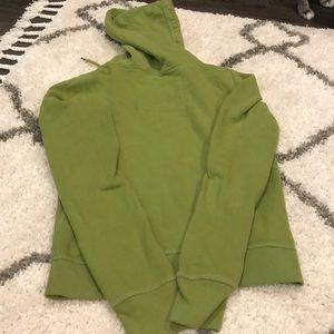 Hollister Tops - Green Hollister Sweatshirt
